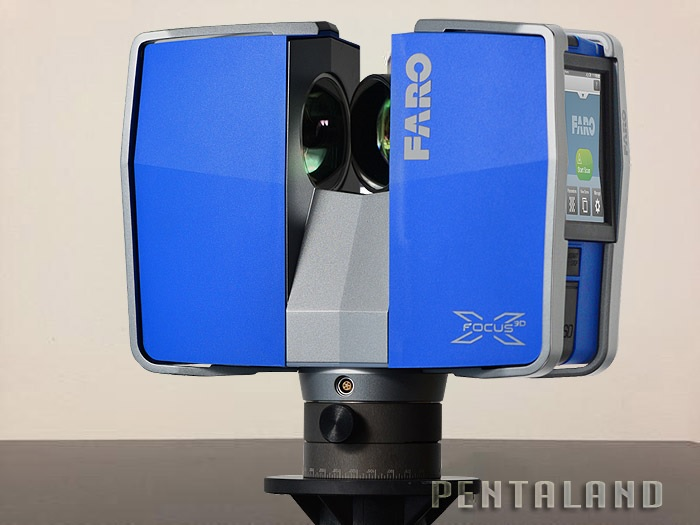 for sale new faro focus 3d x330 laser scanner pentaland. Black Bedroom Furniture Sets. Home Design Ideas
