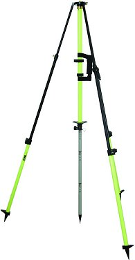 Seco Fixed Height Gps Tripod With Collapsible Center Staff