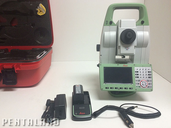For Sale Leica Viva Ts16 P 3 R500 Total Station